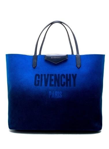 Givenchy Omuz Çantası Gümüş